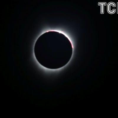 Унікальне затемнення сонця: опубліковано фото