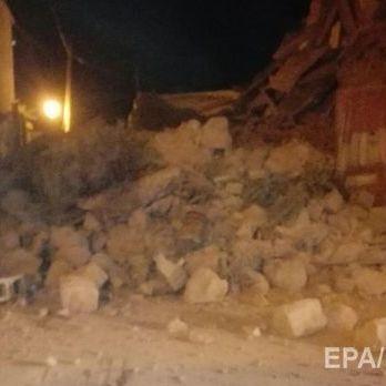 В Італії стався землетрус, одна людина загинула, кілька зникло безвісти