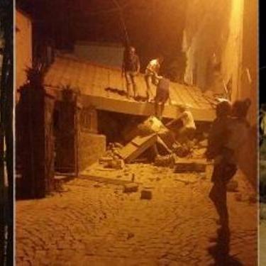 Внаслідок землетрусу на італійському острові Іск'я загинули дві жінки (фото)