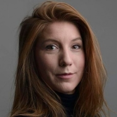Пошуки зниклої журналістки в Данії: знайшли жіноче тіло без рук, ніг і голови