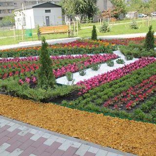 Сьогодні на Троєщині відкриється новий сквер із доріжками, що мають орнамент української вишивки (фото)