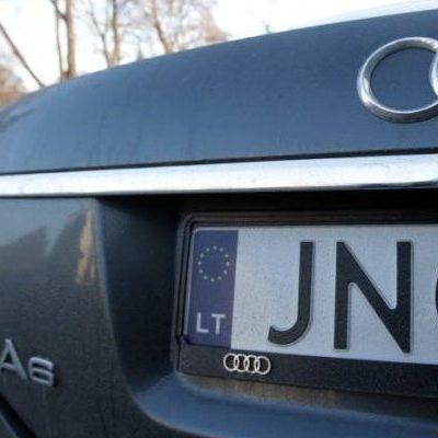 В Україні нарахували близько 350 тисяч авто з іноземною реєстрацією