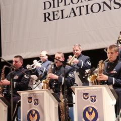 Оркестр військово-повітряних сил США виступить на концерті до Дня Незалежності України (відео)