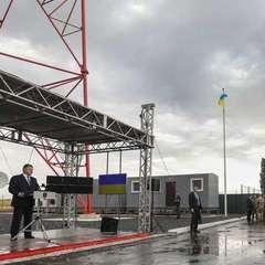 Відсьогодні мешканці окупованих територій зможуть бачити українські телеканали, - Порошенко