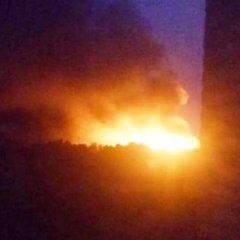 У Харкові горить будівля суду (відео)