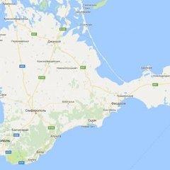 В Google пояснили чому окупований Крим на картах відноситься до Росії