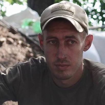 Завжди був там, де небезпечно: в АТО під час обстрілу загинув 28-річний командир БМП (фото)