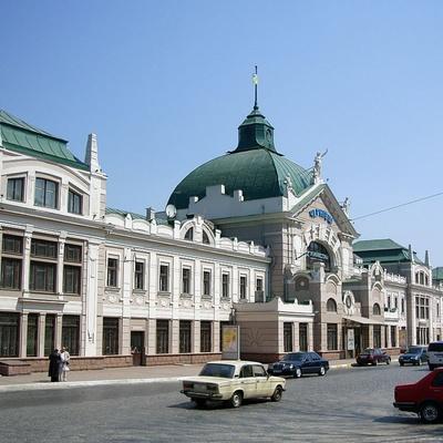 Кабмін передумав виділяти гроші на ремонт вокзалу в Чернівцях