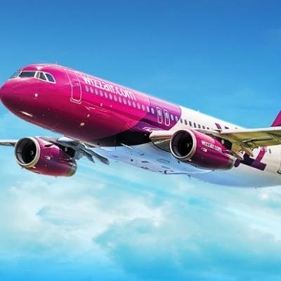 Wizz Air запускає з Києва нові рейси в Польщу, Данію та Німеччину