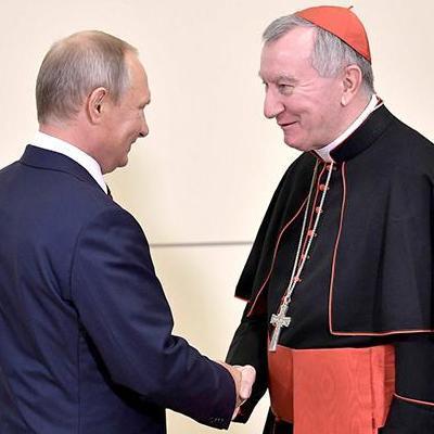 Президент Російської Федерації Володимир Путін несе відповідальність за мир в Україні, - заява Ватикану
