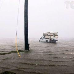 Ураган «Гарві» у Техасі призвів до масштабних паводків (фото)