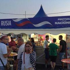 Журналістка повідомила, що на фестивалі в Іспанії делегація РФ презентувала українське й польське пиво як російське