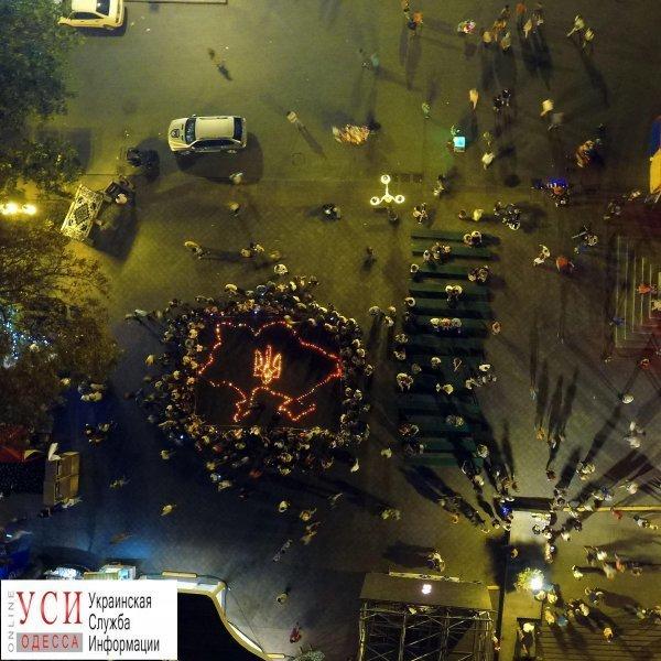 Одесити підпалили Україну