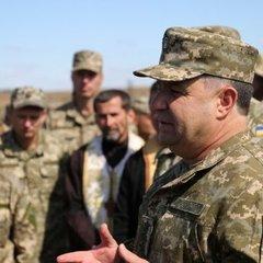 Полторак розповів про загрози для України від навчань Росії у Білорусі
