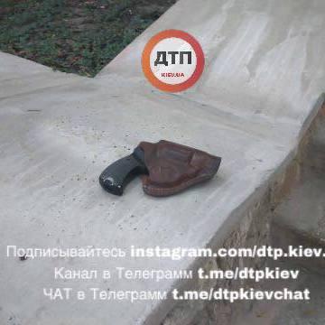 У Києві в парку влаштували стрілянину