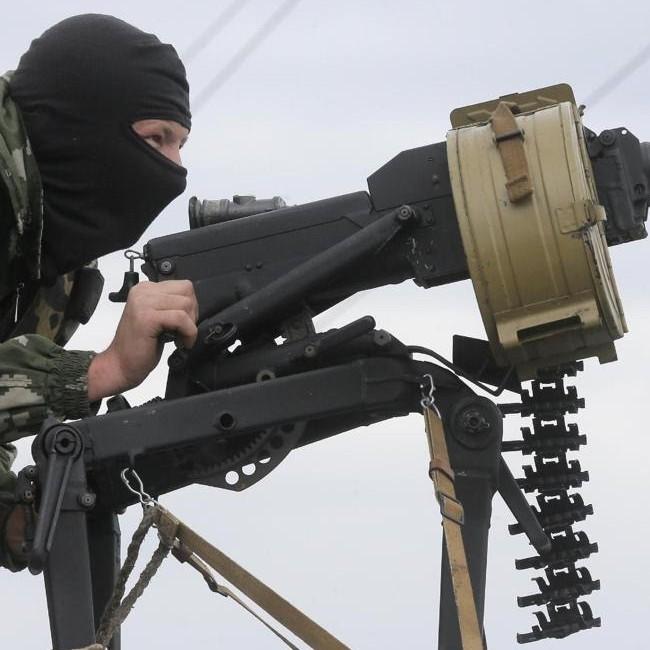 Бойовики в недільний вечір обстріляли КП Майорськ