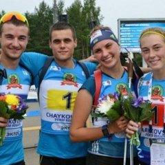 Українці здобули чотири нагороди на літньому чемпіонаті світу з біатлону