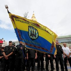 У Києві вшановують жертв Іловайської трагедії