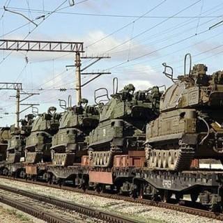 Росія пригнала на Донбас три ешелони з танками і паливом