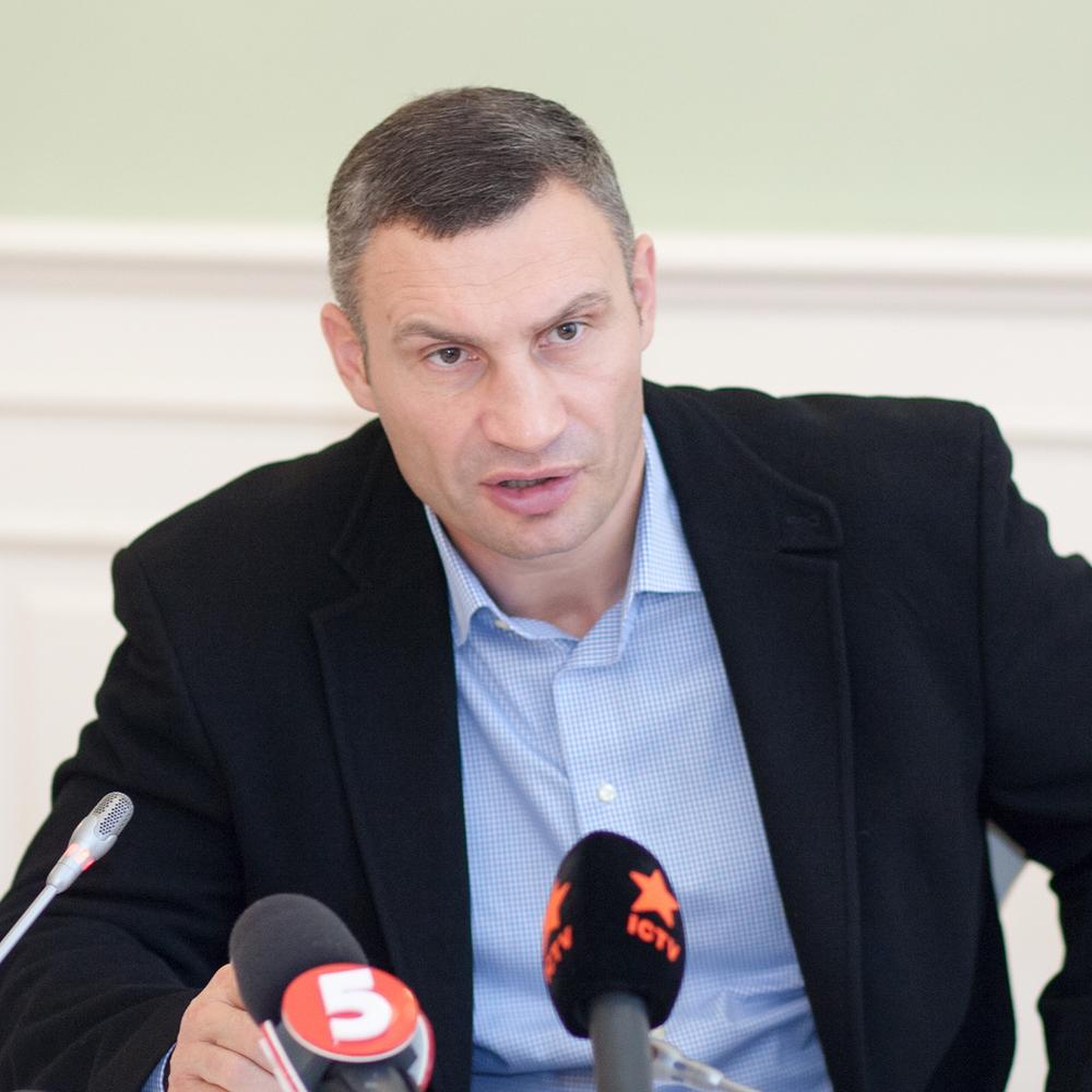 Віталій Кличко: «Уже звільнено понад 50 паркувальників, які вимагали у водіїв гроші»