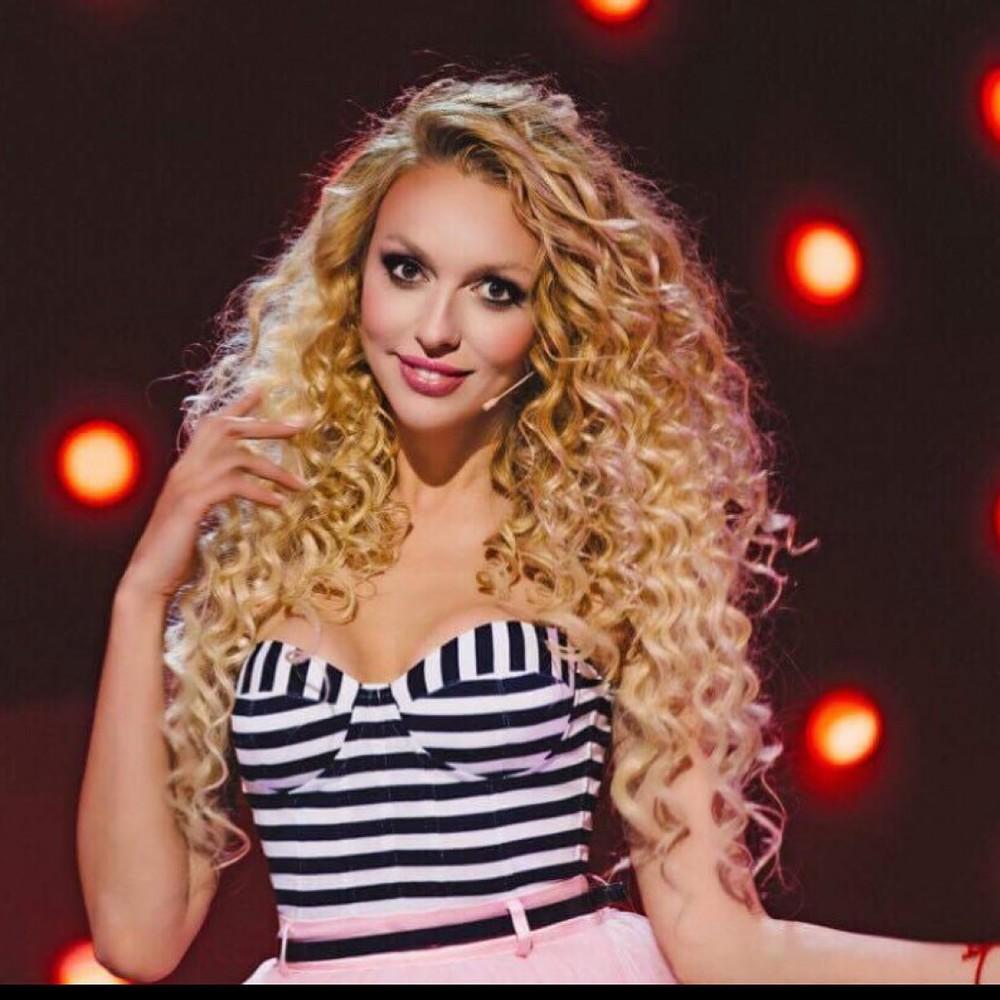 Оля Полякова «перекривила» коментар члена журі стосовно її виступу на «Танці з зірками» (відео)