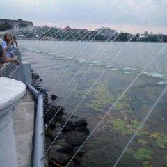 В Тернополі відкрили фонтан протяжністю майже 130 метрів (відео)