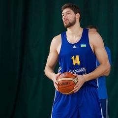 Змінили капітана збірної України з баскетболу