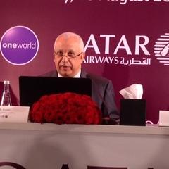 У Qatar Airways розповіли, скільки років складає термін користування літаком та запросили на екскурсії в Доху