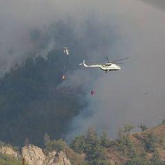 Україна скерує до Грузії літак для гасіння лісових пожеж