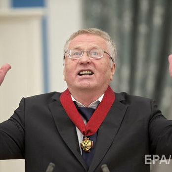 Жириновський заявив, що у фракції ЛДПР геїв немає
