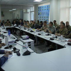 Делегація НАТО проінспектує ЗСУ