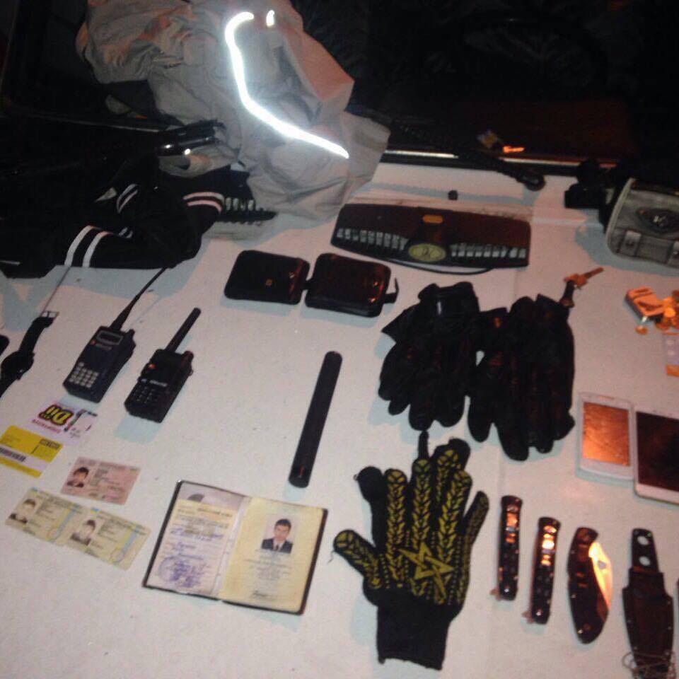 Серед зловмисників, які пограбували установу нацлотереї «Золота підкова», виявився військовослужбовець