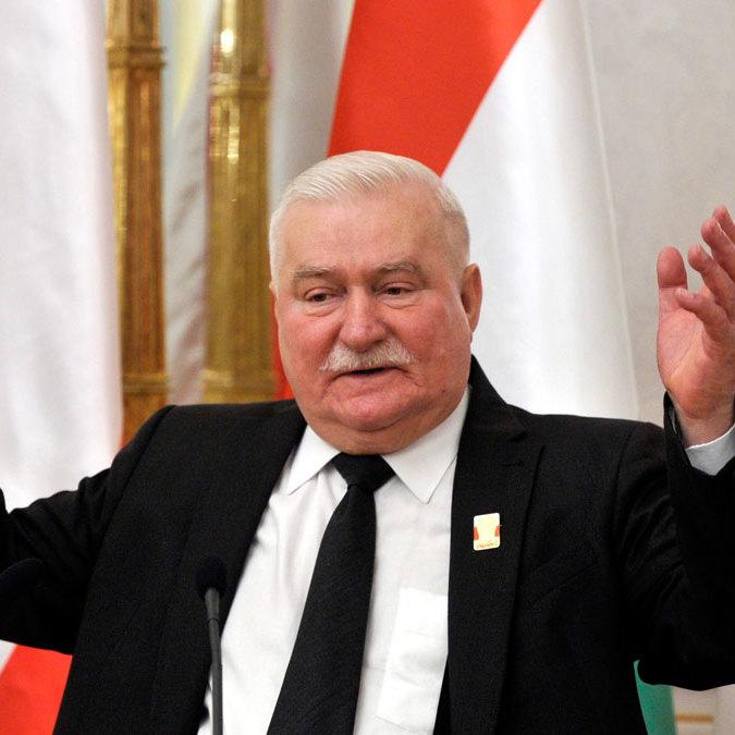 Україна і Польща мали вступати в ЄС разом, – Валенса