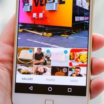 В Instagram тепер можна завантажувати серії фотографій в будь-якій орієнтації