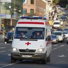 У центрі Москви вантажівка скоїла наїзд на пішоходів