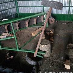 На Харківщині шнек для зерна вбив людину