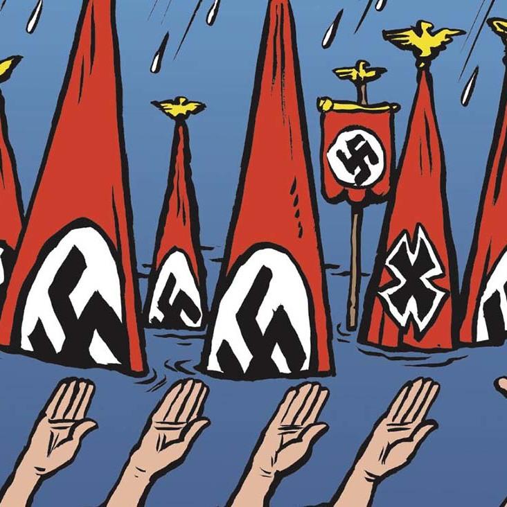 Бог втопив всіх нацистів у Техасі: Charlie Hebdo висміяв ураган Гарві (фото)