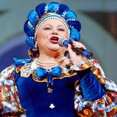 Померла відома виконавиця російських народних пісень (відео)
