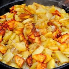 Вживання смаженої картоплі збільшує ризик передчасної смерті в два рази