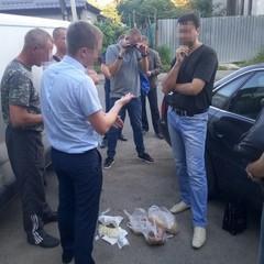 СБУ затримала на хабарі власного співробітника
