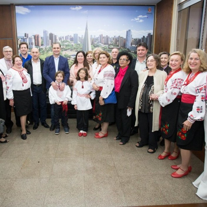 В Бразилії з'явиться площа України та Український культурний центр