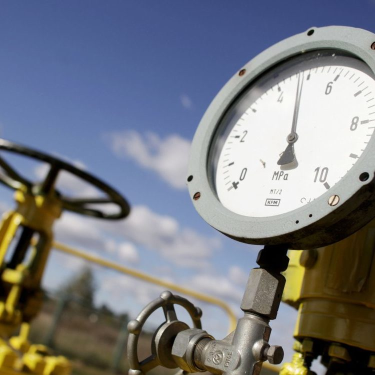 Транзит російського газу через Україну зріс до максимуму з 2011 року