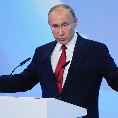 Путін заявив, що лідер по створенню штучного інтелекту стане володарем світу