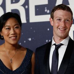 У Facebook неможливо заблокувати сторінку Марка Цукерберга та його дружини