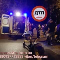 Смертельна ДТП у Києві: мотоцикліст на шаленій швидкості влетів у паркан (фото)