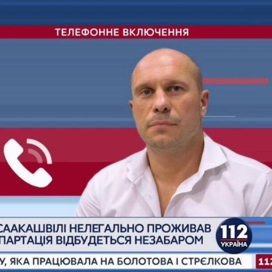Затриманий брат Саакашвілі Давид і його готують до депортації, - Ківа