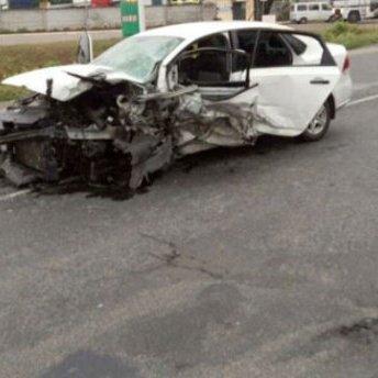 Потужна аварія під Полтавою: є жертва і багато поранених