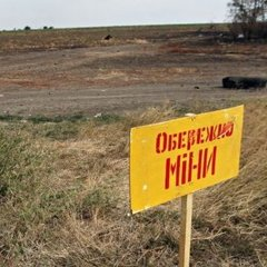 У Станиці Луганській жінка підірвалася на розтяжці