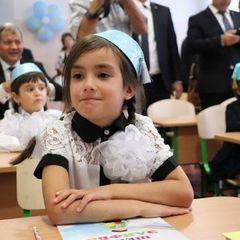 У школі Херсонської області відкрили перший в Україні кримськотатарський клас