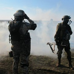 АТО: Бойовики застосували міномет, один боєць ЗСУ отримав поранення
